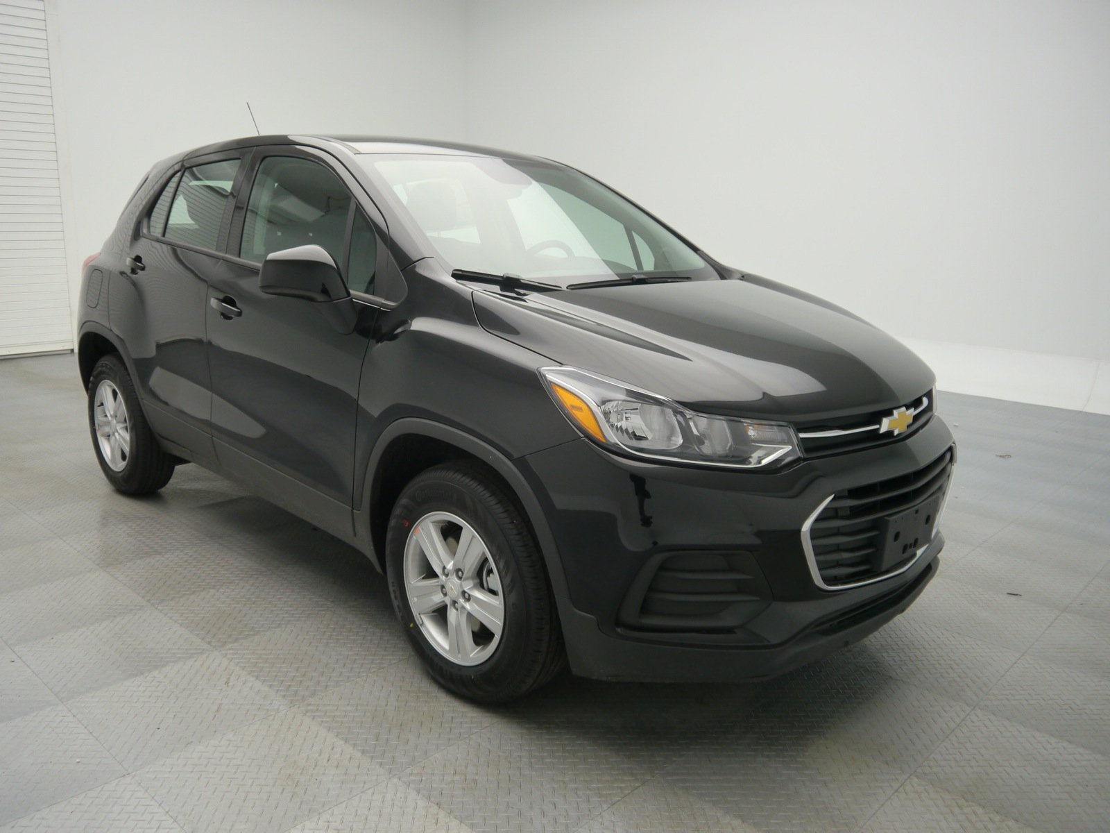 Sun Chevy Chittenango >> New 2017 Chevrolet Trax LS AWD Sport Utility in ...